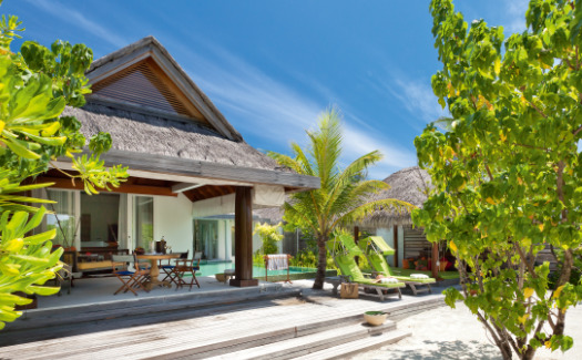 Beach House at Naladhu