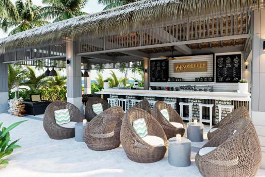 Cora Cora beach cafe