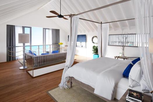 Cora Cora villa interior bedroom